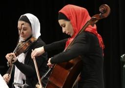 آوای ایرانیان /تصاویری از کنسرت کوارتت ایتالیا درجشنواره فجر