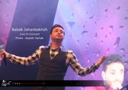 تصاویری اختصاصی آوای ایرانیان از کنسرت بابک جهانبخش در نمایشگاه بینالمللی