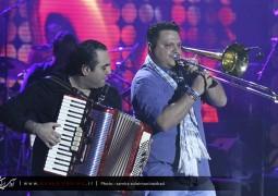 عکس های آوای ایرانیان از آخرین کنسرت گروه سون