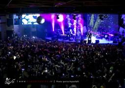 چند سکانس از شور و حال مخاطبان کنسرت بهاری محمد علیزاده