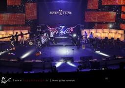 گزارش تصویری آوای ایرانیان از کنسرت ۸ خرداد سون در سالن وزارت کشور