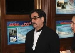 شهرام ناظری از موزه جانبازان شیمیایی بازدید کرد
