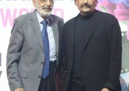شهرام ناظری: دریافت جایزه تندیس حافظ از دست استاد مشایخی برایم افتخار بزرگی است