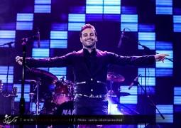 سری نخست عکس های آوای ایرانیان از کنسرت بابک جهانبخش