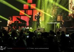 گزارش کنسرتهای موسیقی پاپ پس از ماه رمضان