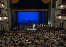 """گزارشی از آغاز """"ارکستر سازهای ملی موسیقی ایران"""""""