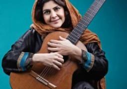 کنسرت اولین زنی که در جهان دکترای گیتار گرفت