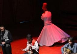 «نگاهی به موسیقی خاورمیانه» در تبریز روی صحنه میرود
