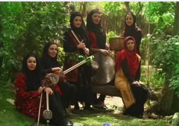 کنسرت ویژه بانوان گروه «آوای صحرا» در نیاوران