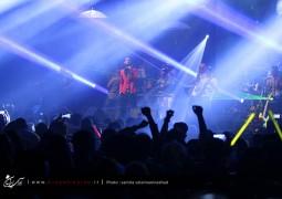 گزارشی از کنسرتهای زمستانی موسیقی