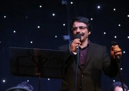 کنسرت استاد آواز به نفع سیلزدگان