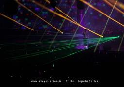 برنامه کامل کنسرت های پیش روی تهران  + عکس