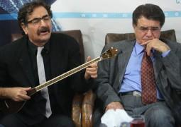 """وقتی شهرام ناظری جایگزین محمدرضا شجریان در """"شیدا"""" میشود"""
