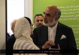 """تصاویری از افتتاح آموزشگاه  """"خنیا"""" به مدیریت پری ملکی با حضور هنرمندان"""