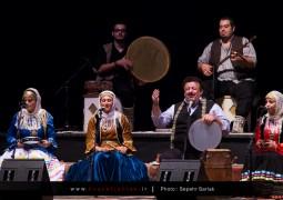 """تصاویر آوای ایرانیان از کنسرت """"گیل و آماد"""" در تالار وحدت"""