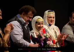 تجلیل از ۳ نویسنده کتابهای پژوهشی در نهمین جشنواره موسیقی نواحی