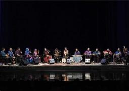 روایت نوریخش و قمر از موسیقی ایرانی