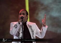 عکس های آوای ایرانیان از کنسرت ۱۴ مردادماه گروه سون در نمایشگاه بین المللی تهران