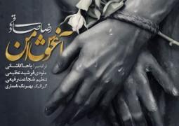 """""""آغوش امن"""" رضا صادقی برای شهدای غواص + فیلم"""