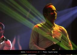 تصاویر آوای ایرانیان از کنسرت ۲۰ شهریورماه شهرام شکوهی