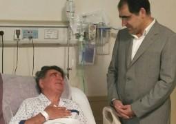شجریان از بیمارستان مرخص شد