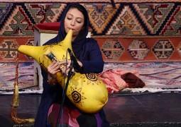لیانا شریفیان از تجربه اولین اجرای حرفهای خود میگوید