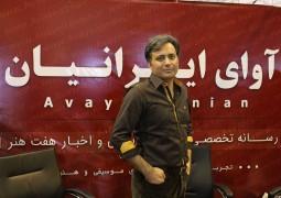مهمانان ویژه آوای ایرانیان در سومین روز از نمایشگاه مطبوعات و خبرگزاری ها + تصاویر