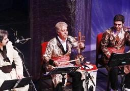 اجرای پنج کمانچهنواز ایرانی در بلژیک