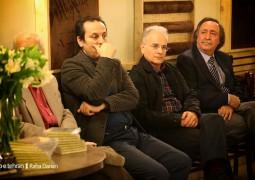 گلریز و ژابیز زربخش در مکتب تهران