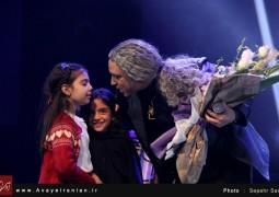 خواننده پاپ در کربلا و سلفی مازیار فلاحی در سالن اپرا + عکس