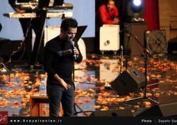 تصاویر آوای ایرانیان از کنسرت میثم ابراهیمی
