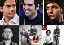پدران و پسران موسیقی ایران