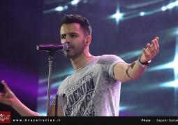 گزارش تصویری کنسرت ۱۱ بهمن سیروان خسروری