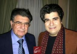 واکنش سالار عقیلی به خبر بیماری محمدرضا شجریان + عکس