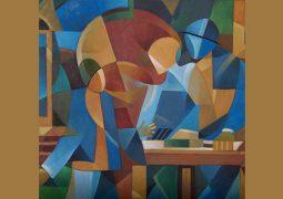 نیاوران میزبان نقاشی سید اسدالله شریعت پناهی میشود
