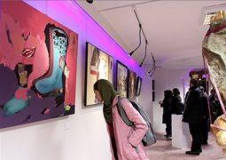 مفهوم «مهاجرت» در نقاشیهای ۱۶ هنرمند