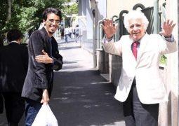 بالن قلب برای استاد موسیقی ایران