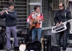 هنرمندان خیابانی بیمه میشوند؟