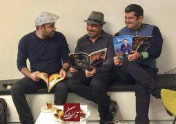 شاهکار یک ساعته محسن چاوشی
