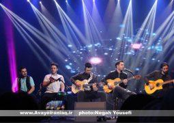 برنامه کامل کنسرتها در پایان اسفند و تعطیلات بهاری