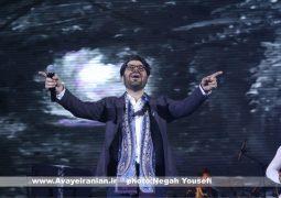 بهترین نقاشی دنیا به «حامد همایون» اهدا شد + تصاویر از جشنواره موسیقی فجر