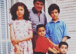 عکسی خانوادگی و منتشر نشده استاد شجریان