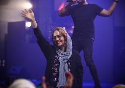 تصاویر آوای ایرانیان از کنسرت محمدرضا گلزار