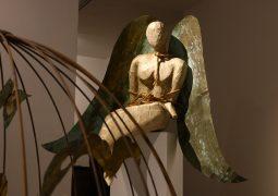 برپایی نمایشگاه آثار حجم مجسمه ساز پیشکسوت در گالری دید