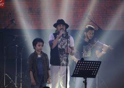 یادی از حمید صفت در کنسرت امیرعباس گلاب + تصاویر
