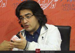 مهمانان آوای ایرانیان در نمایشگاه مطبوعات + تصاویر
