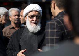 علت تشییع حامد هاکان در حرم حضرت عبدالعظیم حسنی + عکس