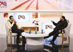 """رضا صادقی در """"من و شما"""":  از محمد علیزاده گله دارم!"""