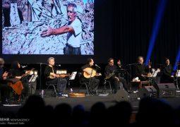 گزارشی از کنسرت شهرام ناظری و کامکارها  + تصاویر