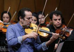بازگشت کامکار به ارکستر سمفونیک + عکس